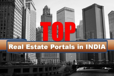 Top 11 Real Estate Website Portals In India ~ BLOGReal.Estate | News | Scoop.it