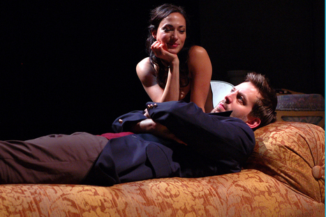 'Venus In Fur' Dissects Power Games Of Dominance And Submission | KCUR | OffStage | Scoop.it
