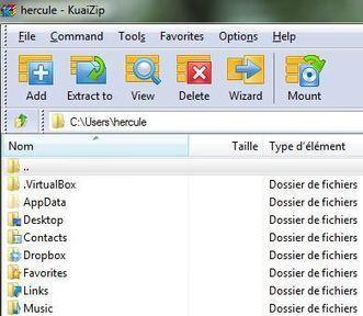 KuaiZip - Un utilitaire de compression meilleur que 7-Zip et RAR | Le Top des Applications Web et Logiciels Gratuits | Scoop.it