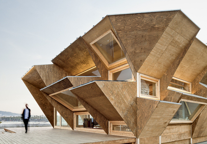 Attuned to Nature... The Endesa Pavilion | The Architecture of the City | Scoop.it