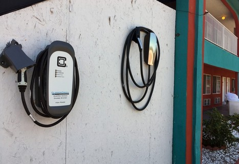 This is Obama's plan to line the country's roads with electric vehicle chargers | Sustain Our Earth | Scoop.it
