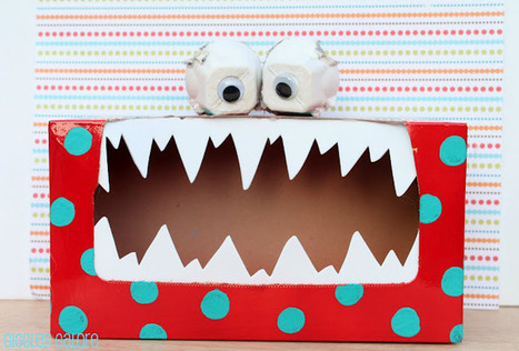 Giggles Galore: Tattle Monster | Kids Going Green!! | Scoop.it