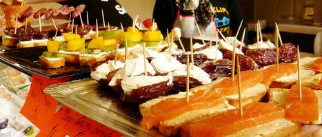 Gastronomie catalane - Le mercat de mercats   Barcelone EXpérimental   Scoop.it
