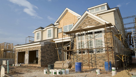 Volatile New Home Sales Jump 11.6% In December | Real Estate Marketing | Scoop.it
