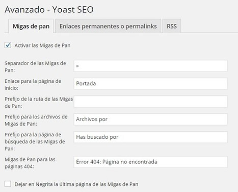 WordPress SEO by Yoast - Tutorial completo | Marbella Ases Media | Scoop.it