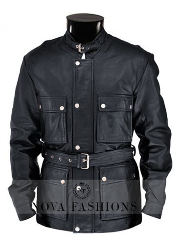 The Curious Case of Benjamin Button Jacket | Brad Pitt Leather Jacket | Current Fashion Updates - 2015 | Scoop.it