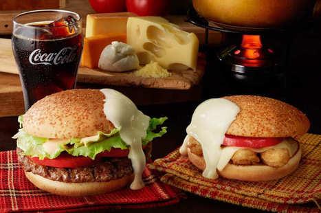 Burger King passe à l'heure française pour nous faire fondre de bonheur - Agro Media | Actualité de l'Industrie Agroalimentaire | agro-media.fr | Scoop.it