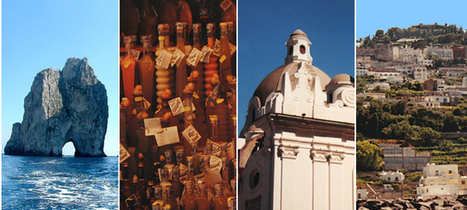 The romance of the isle of Capri Italy | Love Holidays | Scoop.it