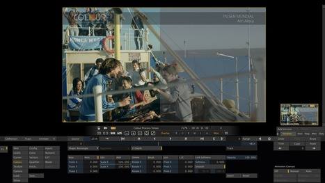 Colour Studio Uruguay Shoots and Scores in Post Production | HDSLR | Scoop.it