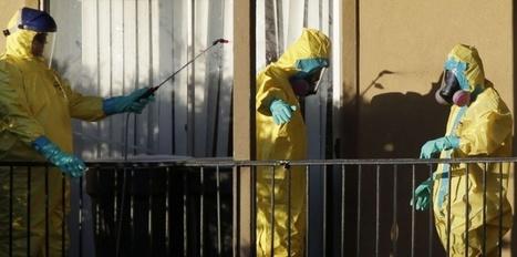 Ebola : quelle est la probabilité que le virus touche la France ?   Culture Mission Locale   Scoop.it