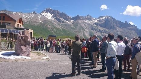 Inauguration de la Galerie de l'Alpe | Ecobiz tourisme - club euro alpin | Scoop.it