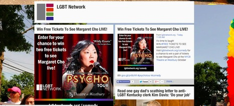 LGBT Network | Showcase of custom topics | Scoop.it