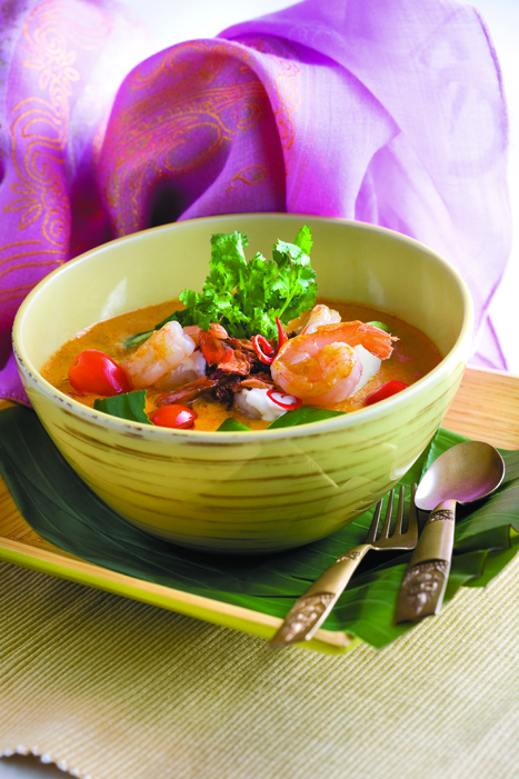 Prawn yellow curry | Asian Inspirations | Scoop.it