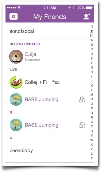 Snapchat: el primer anuncio | Negocios&MarketingDigital | Scoop.it