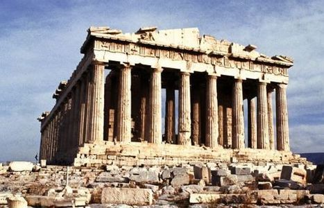 Eduardo Souto de Moura elige el Partenón en la Acrópolis | Mundo Clásico | Scoop.it