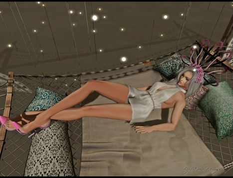 UvaSL: Entwined, FA Creations Fashion, EMPIRE, [Modern Couture] | 亗 Second Life Freebies Addiction & More 亗 | Scoop.it
