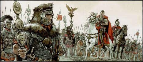 Legio X Gemina: un siglo urbanizando Hispania | LVDVS CHIRONIS 3.0 | Scoop.it