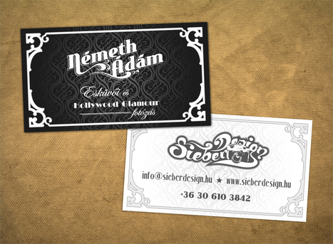 50 Retro and Vintage Business Cards Design Inspiration | 13 Free E-Commerce Plugins For Your WordPress Blog | Scoop.it