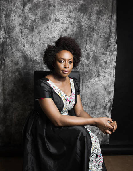 Chimamanda Ngozi Adichie on the World of African Literature - Wall Street Journal | Culture | Scoop.it