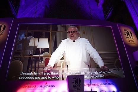 William Drew, organisateur du World's 50 Best Restaurants : « Nous sommes une force positive dans l'univers de la gastronomie » | Atabula | Chefs - Gastronomy | Scoop.it