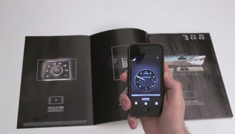 Land Rover: une superbe expérience de marketing sensoriel dans la presse | management stratégique | Scoop.it