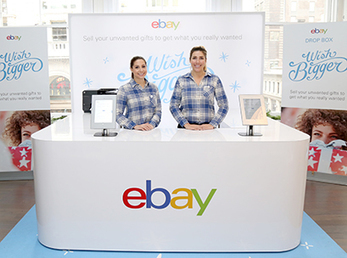 eBay pops up in Westfield for Boxing Day | eBay | Scoop.it