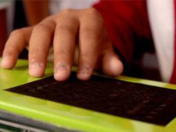 Una tecnología para que los niños ciegos `vean´ con las manos   Curiosidades en ciencia   Scoop.it