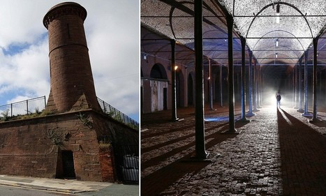 Inside the Victorian reservoir which supplied fresh water to the people of Liverpool and was one of the first of its kind in the world | British Genealogy | Scoop.it