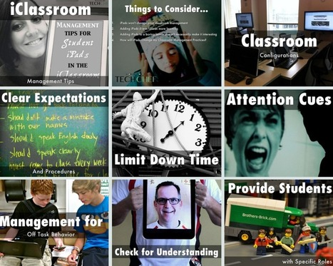 11 Tips for Managing iPads in the Classroom | iPad Lessons | Scoop.it