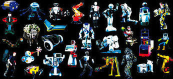 Les 100 robots qui comptent | webdesign and technologies | Scoop.it
