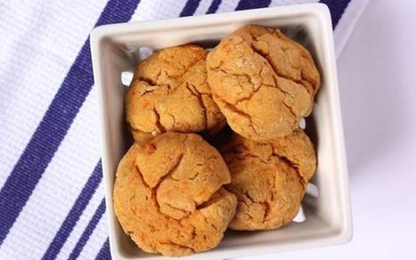 Sweet Potato Biscuits [Vegan] | Vegan Food | Scoop.it