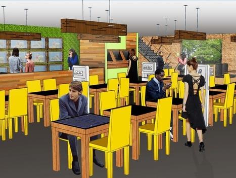 The Year Is 2040: Welcome to Your Favorite New Restaurant   SocialMediaRestaurants.com   Scoop.it