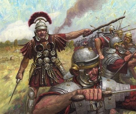 LEGIO VII CLAUDIA: Veteranos de las Guerras Dacias I | Mundo Clásico | Scoop.it