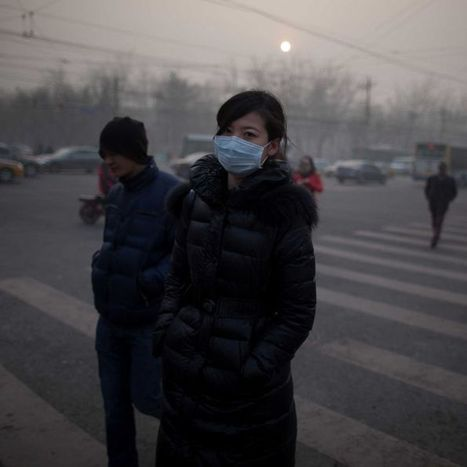 Millions die from air pollution: WHO | Reading for English language learners | Scoop.it