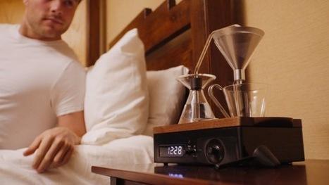 Barisieur, le réveil qui fait le café est enfin sur Kickstarter ! | Machines a cafe | Scoop.it