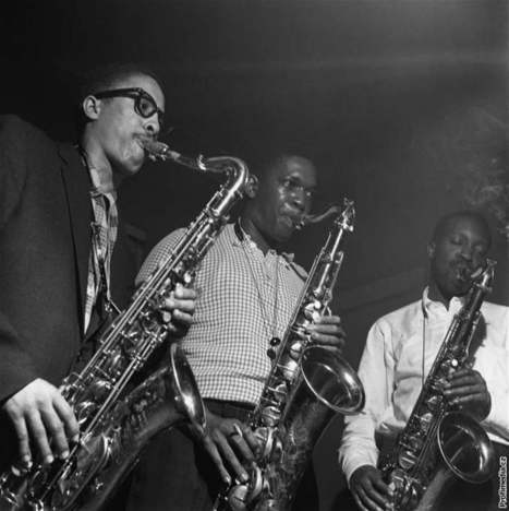 griffin, coltrane and mobley   Jazz Plus   Scoop.it