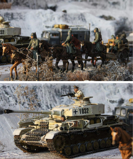 Creating the Battle of the Bulge.....Wacht Am Rhine - Page 96 | Military Miniatures H.Q. | Scoop.it