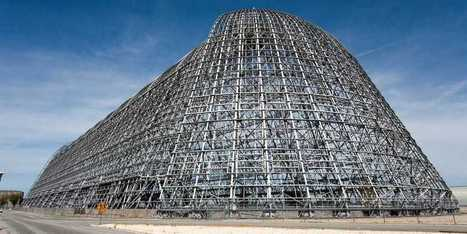 Google Has Taken Control Of This Giant Blimp Hangar From Pre-WW2 | UAV | Scoop.it