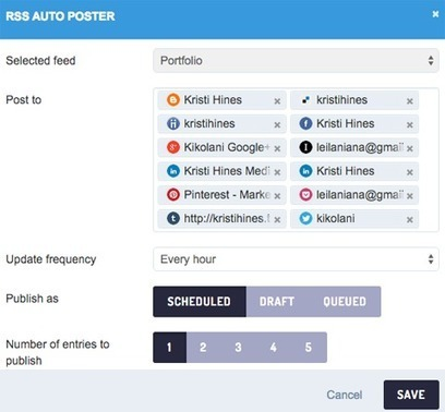 7 Pinterest Tools for Marketers | SOCIAL MEDIA | Scoop.it