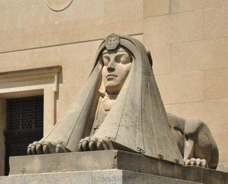 The Sphinx - A Guardian Of Knowledge And Symbol Of Riddles And Intrigue - MessageToEagle.com | promienie | Scoop.it