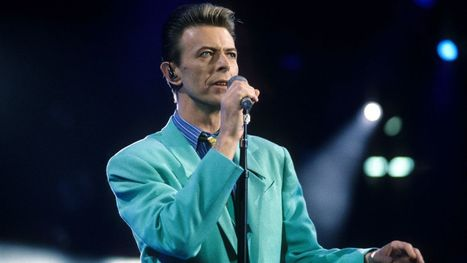 Flashback: David Bowie Reunites With Mick Ronson in 1992 | B-B-B-Bowie | Scoop.it