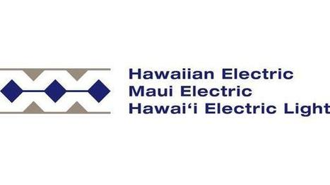 Hawaiian Electric ahead of 2015 renewable energy goal - Pacific Business News | Sustain Our Earth | Scoop.it