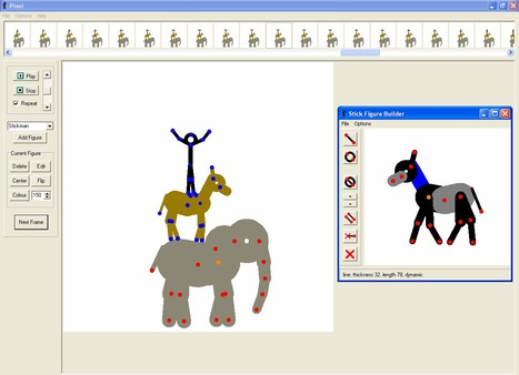 Pivot Stickfigure Animator | Worthwhile Websites | Scoop.it