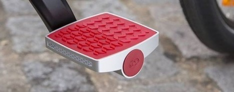 Le mag de la maison intelligente » Connected cycle rend n'importe quel vélo intelligent | Système-vélo-mobilité-durable | Scoop.it