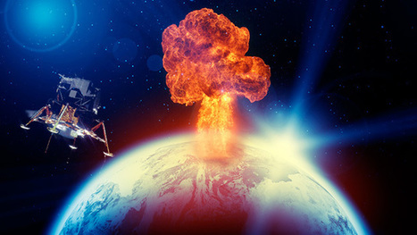 How Cold War nuclear testing once made orbit unsafe for Apollo | Atomic Then & Now | Scoop.it