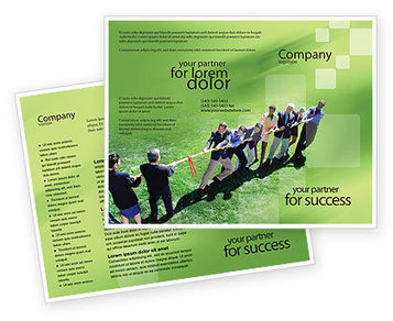 Problem Solution Brochure Template | Brochure Templates | Scoop.it