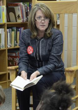 Tennessee's first lady, Crissy Haslam, launches book club | Tennessee Libraries | Scoop.it