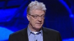 Sir Ken Robinson: How to Escape Education's Death Valley | Flipped PD | Scoop.it