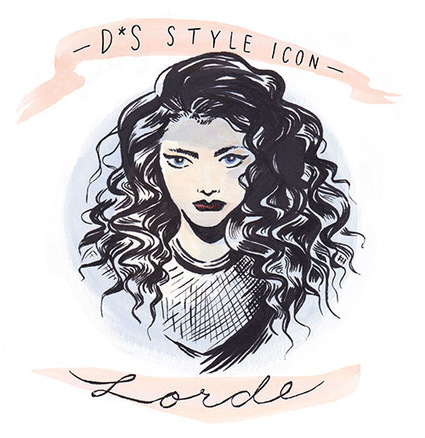 Designs inspired by Lorde's | #Design | Scoop.it