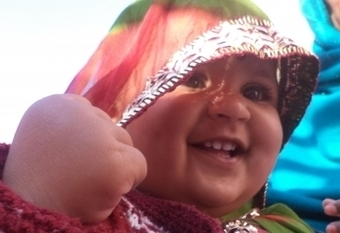 SHREYA is the Winner of Photo Contest | Baby Photo Contest | Scoop.it
